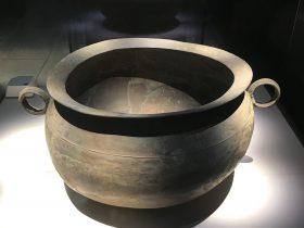銅釜-羊子山-巴蜀青銅器-青銅器館-四川博物院-成都市