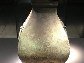 銅鈁【1】-羊子山-巴蜀青銅器-青銅器館-四川博物院-成都市
