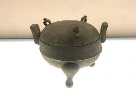 銅鼎-烹煮器-羊子山-巴蜀青銅器-青銅器館-四川博物院-成都市