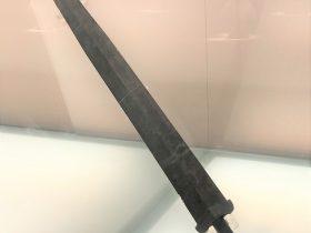 銅剣-兵器-羊子山-巴蜀青銅器-青銅器館-四川博物院-成都市