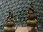 金鑲寶葫蘆耳墜-物色-明代女子の生活芸術展-四川博物院-成都市