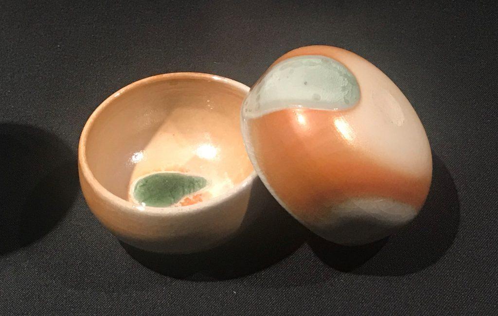 柴焼品茗杯-庹純陽【巧手奪天工-伝統工芸の現代再生】展-成都博物館