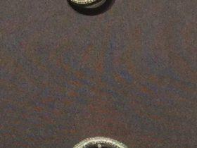 圓点紋銅双連環-征戦【発見・中山国】特別展-金沙遺跡博物館-成都市