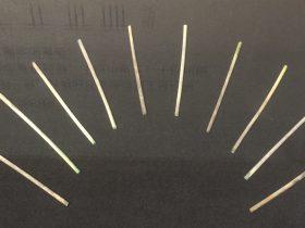 骨算筹-建都【発見・中山国】特別展-金沙遺跡博物館-成都市