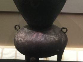 銅甗-建都【発見・中山国】特別展-金沙遺跡博物館-成都市