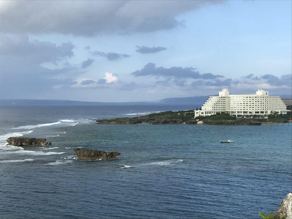 2019年10月2日-万座毛-沖縄