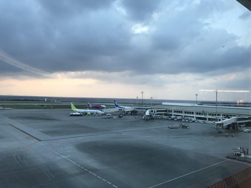那覇空港-沖縄県-2019年10月6日