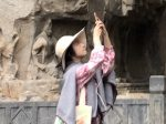 龍門石窟-洛陽市-河南省-撮影:秦晴