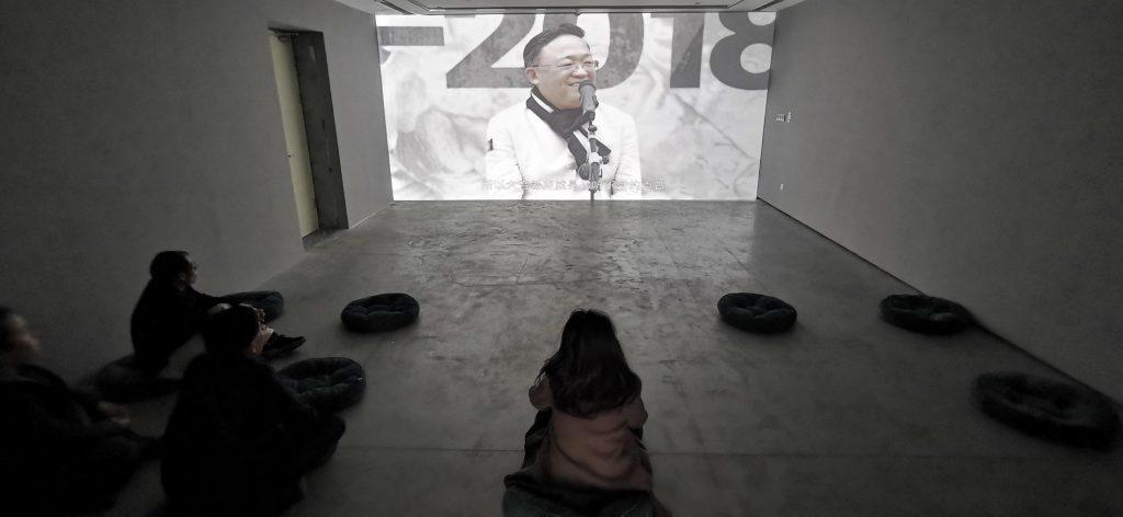 北京民生現代美術館-酒仙橋-朝陽区-北京市-撮影: 江鈺林