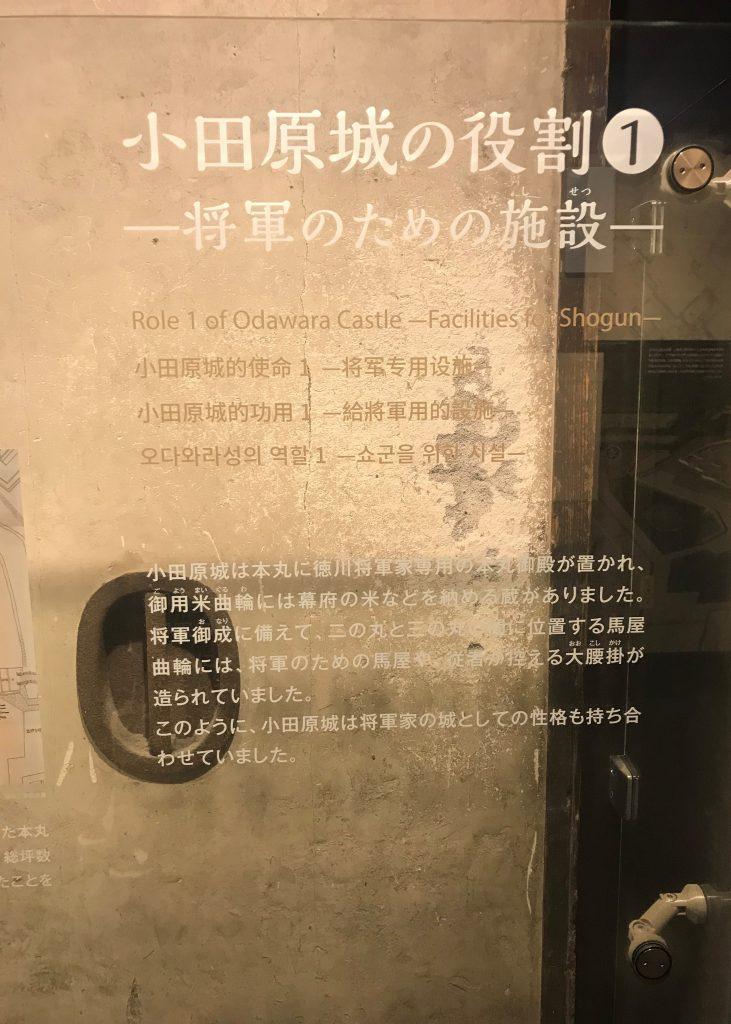 天守閣-小田原城-小田原市-神奈川県