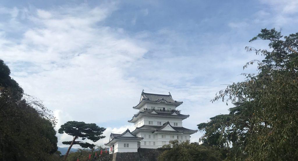 銅門-小田原城-小田原市-神奈川県