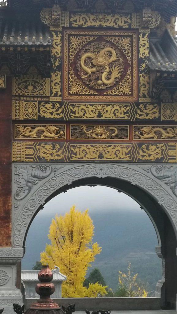 霊山寺-冕寧県-涼山イ族自治州-四川省-撮影:王燕林