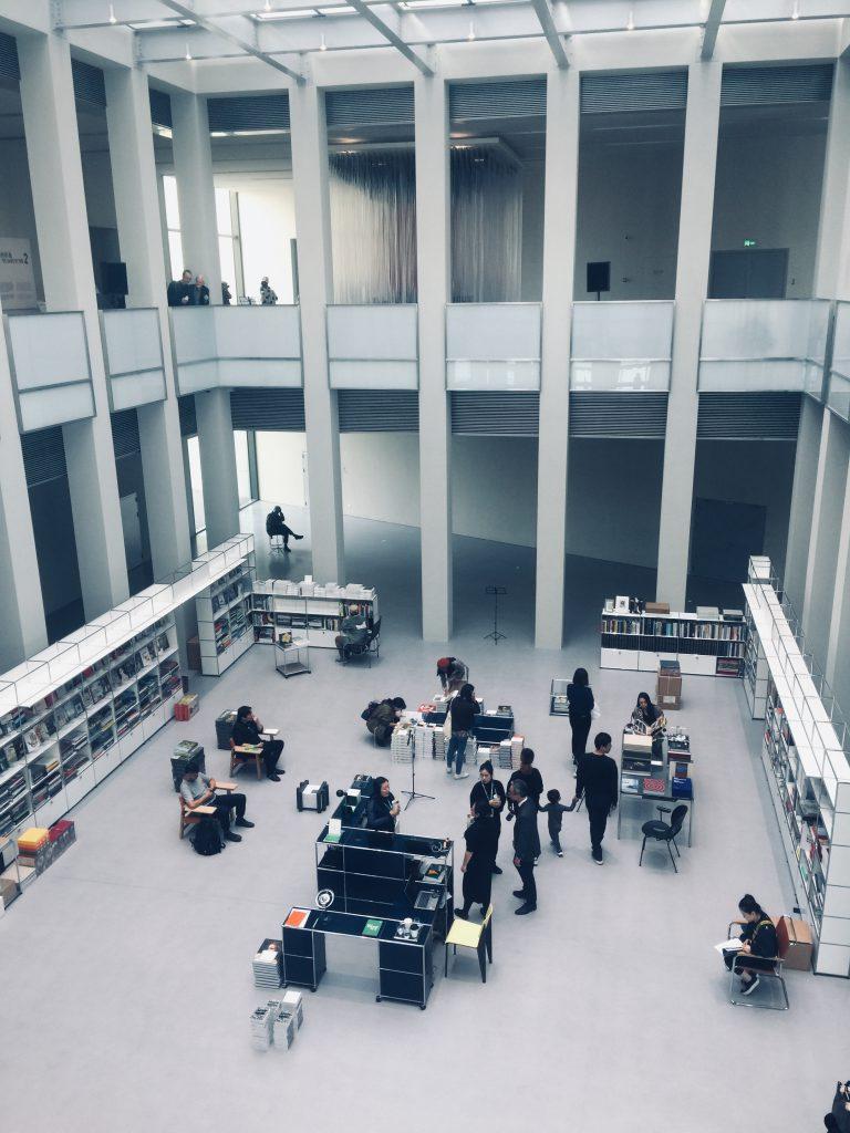 上海西岸美術館-龍騰大道-徐匯区-上海市-撮影:張小涛