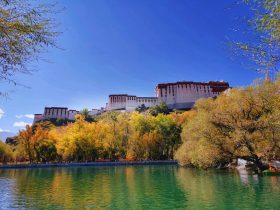 仙足島-拉薩-チベット-撮影:李蓉