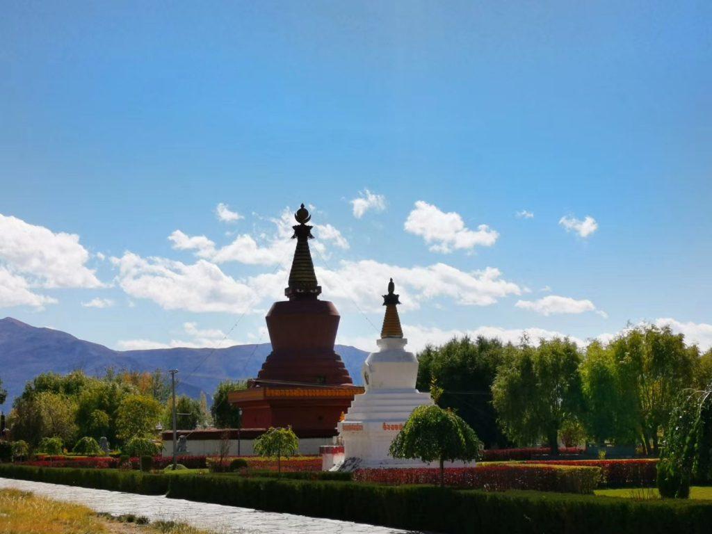 桑耶寺-山南-チベット-撮影:李蓉