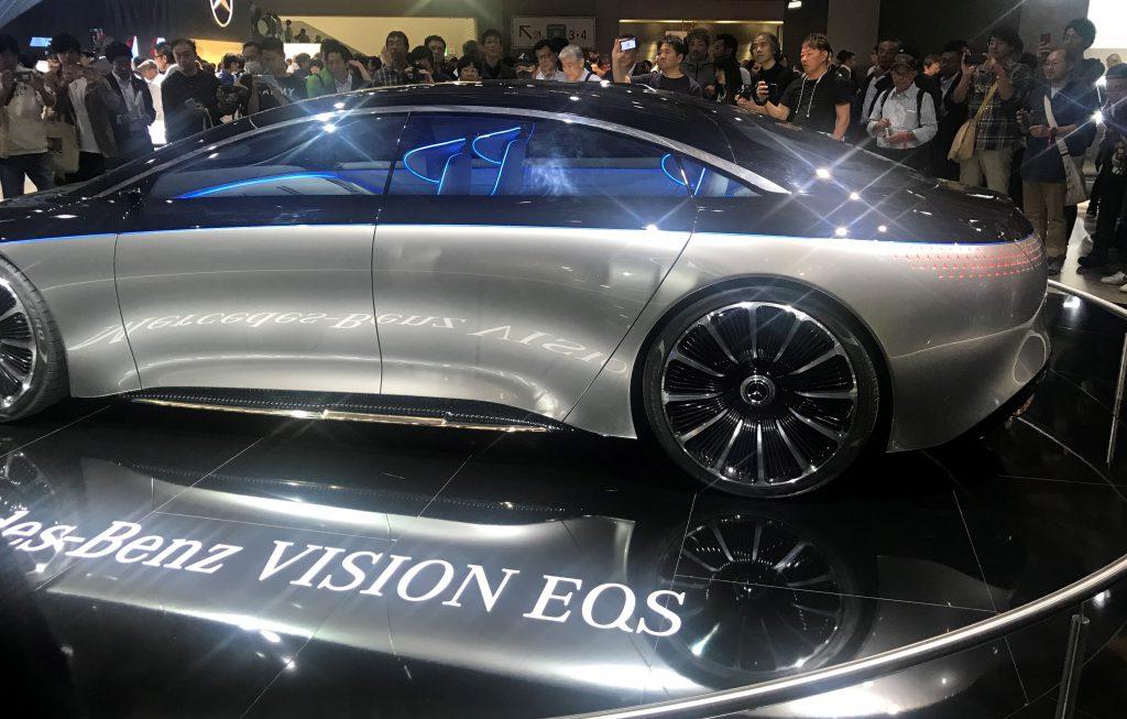 VISION-EQS-メルセデス・ベンツ-第46回東京モーターショー2019