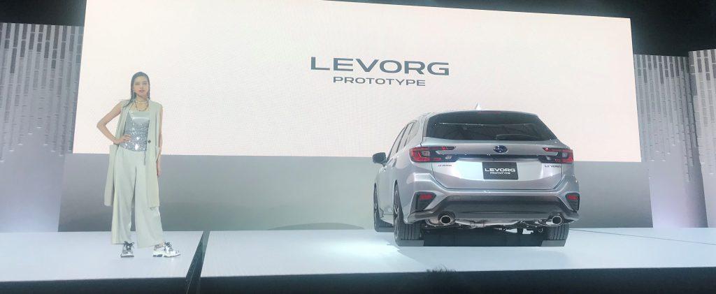 LEVORG-prototype-SUBARU-第46回東京モーターショー2019