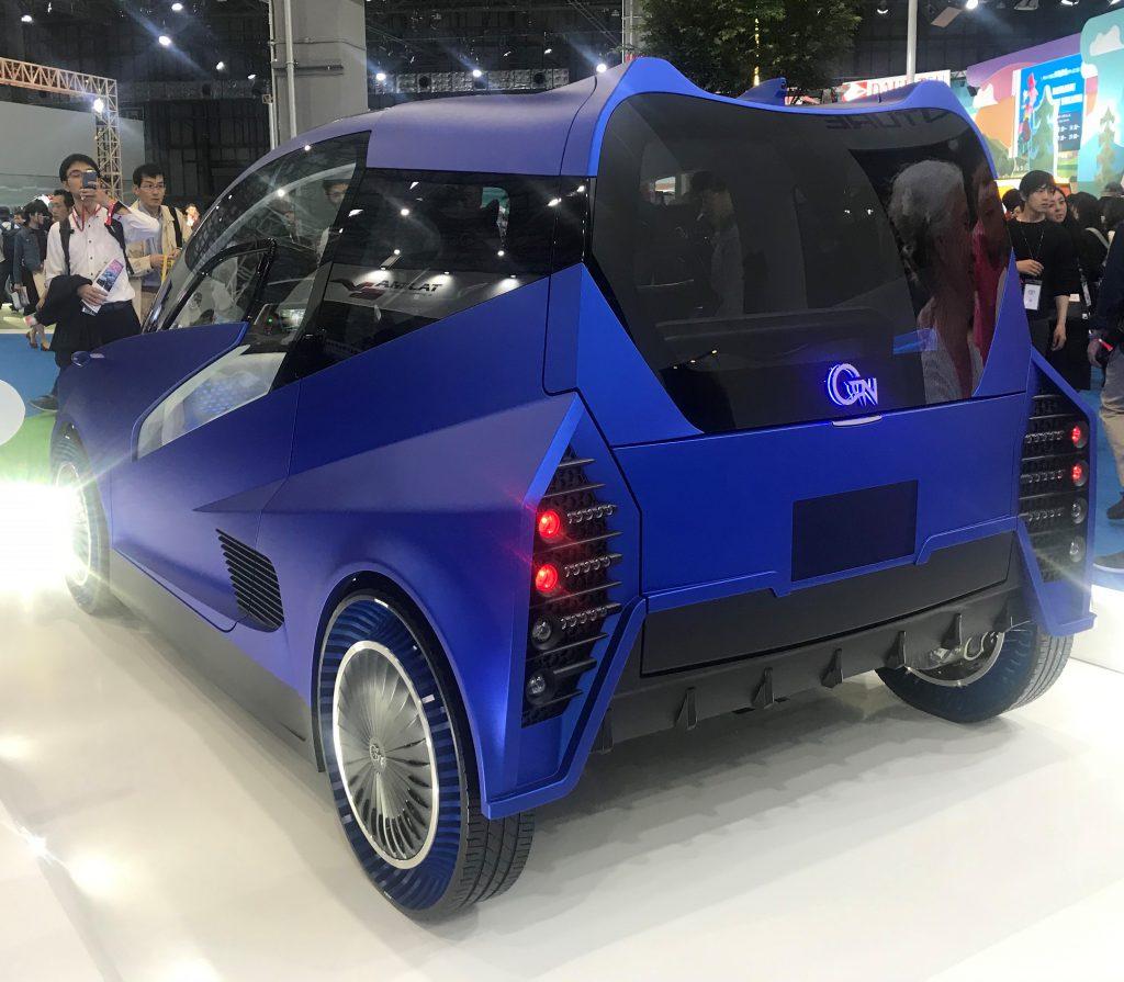 all-vehicle-窒化ガリウム(GaN)-名古屋大学-第46回東京モーターショー2019