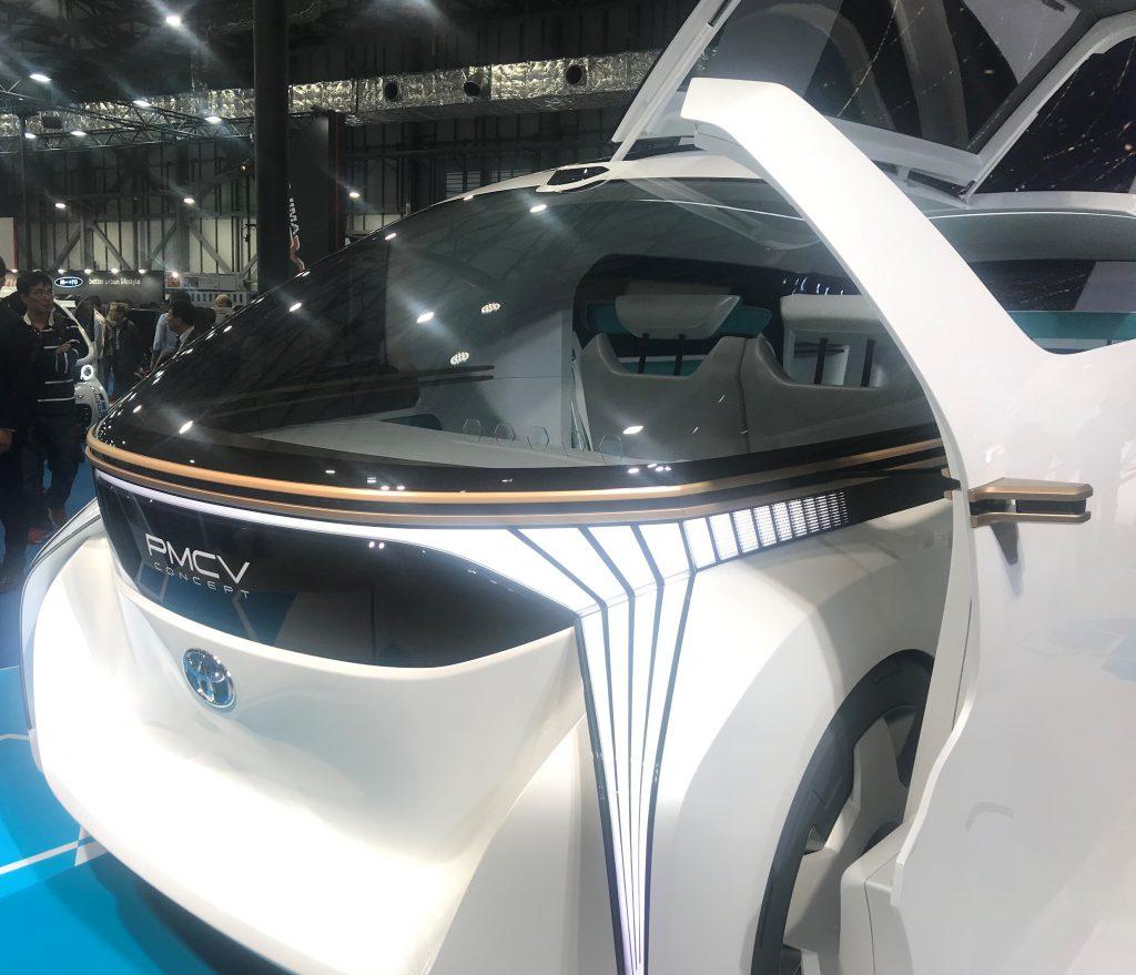 PMCV-Concept-Toyota-トヨタ自動車-第46回東京モーターショー2019