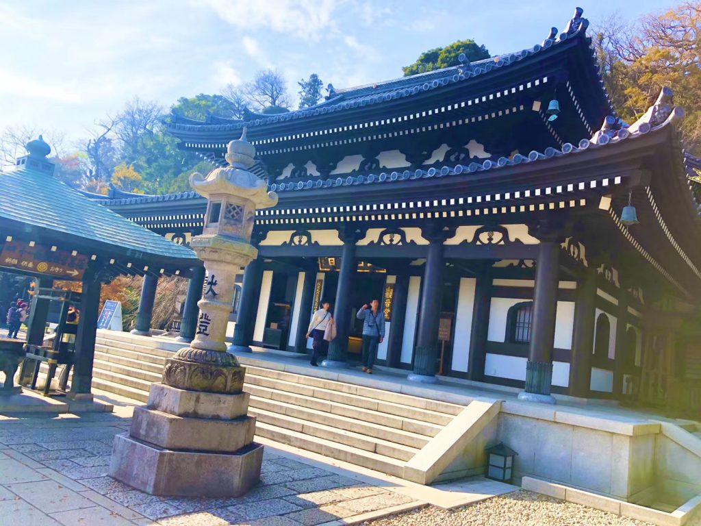 初冬の鎌倉-鎌倉大仏-鎌倉市-神奈川県-撮影:徳川
