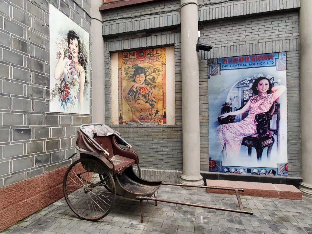 錦門-三河鎮-川陜路-成都市-四川省-撮影:王黎明