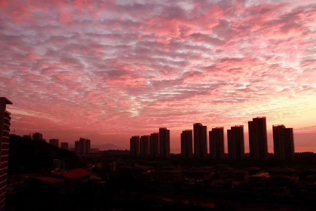 海陵島の風景-陽江-広東省-撮影:王蓉.王敏.袁登蓉
