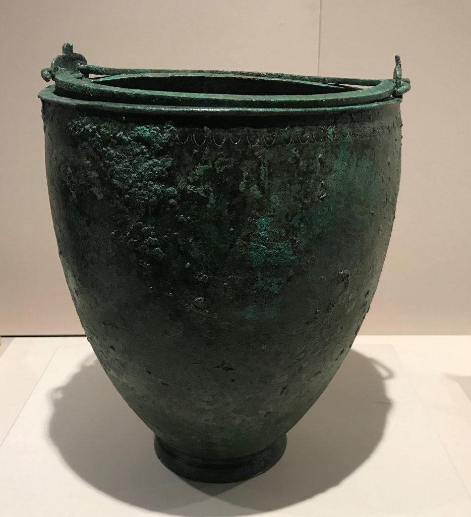青銅桶-特別展【彩絵地中海-PAESTUM-一つ古城の文明と幻想】-四川博物院