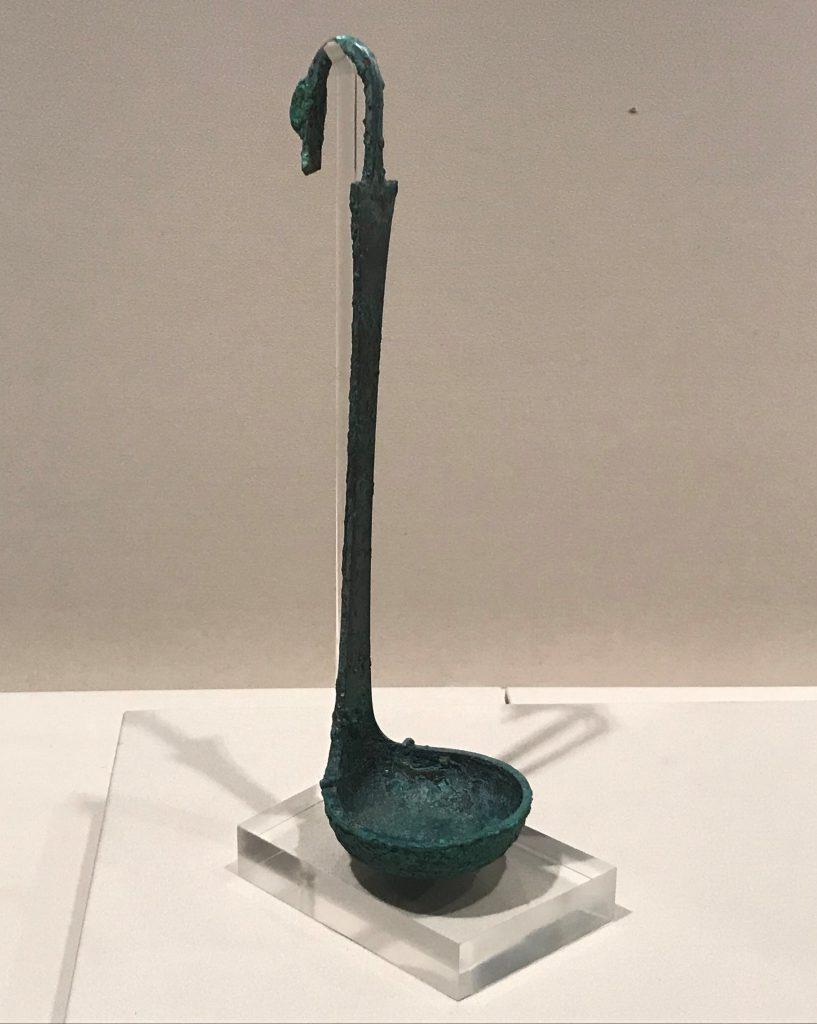 長柄勺-特別展【彩絵地中海-PAESTUM-一つ古城の文明と幻想】-四川博物院