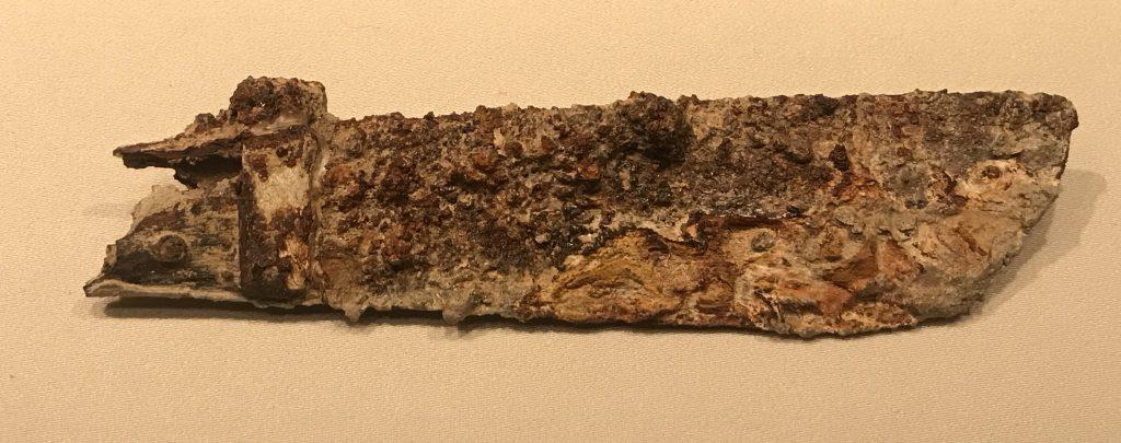 鉄刀-特別展【彩絵地中海-PAESTUM-一つ古城の文明と幻想】-四川博物院