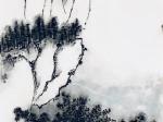 雪山-宋・陸遊-書・画:王英文-蘭里居士