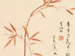 獨坐敬亭山-唐・李白-画:王英文-蘭里居士