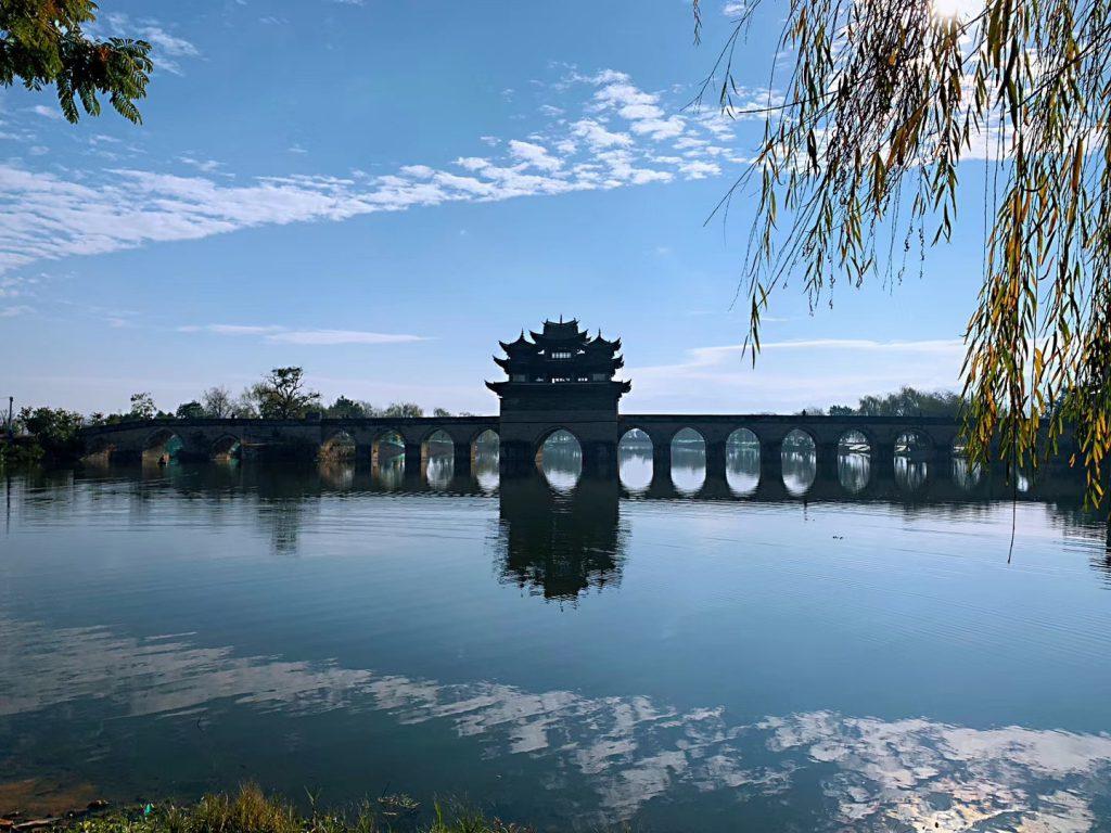 十七孔橋-建水古城-建水県-紅河哈尼族彝族自治州-雲南省-撮影: 姬脉泉