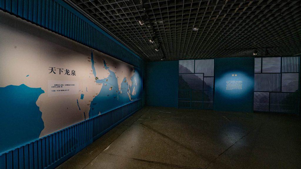 天下龍泉-龍泉青瓷與全球化-浙江省博物館-撮影:淘芸-楊溢