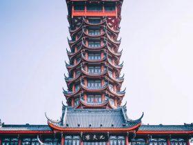 九天楼-塔子山-成都市-四川省-撮影:ZhangYan