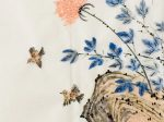 春行即興-唐 · 李華-書・画:王英文–蘭里居士
