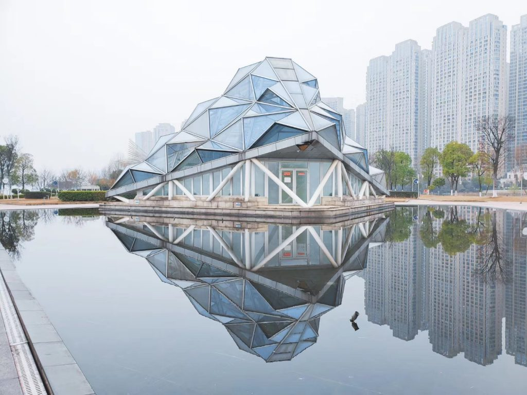 梅渓湖-長沙市-湖南省-撮影:王玉双