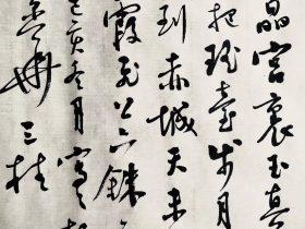 題畫紅梅-元末明初 •劉基-書: 雒三桂