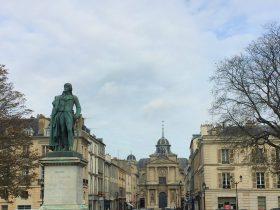 ヴェルサイユ宮殿-Château de Versailles-周辺町-2018年10月-パリ郊外-フランス