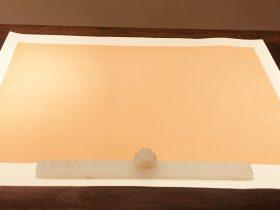 白玉雲紋鈕鎮紙-龍鳳呈祥-特別展【金玉琅琅-清代宮廷の儀式と生活】金沙遺跡博物館
