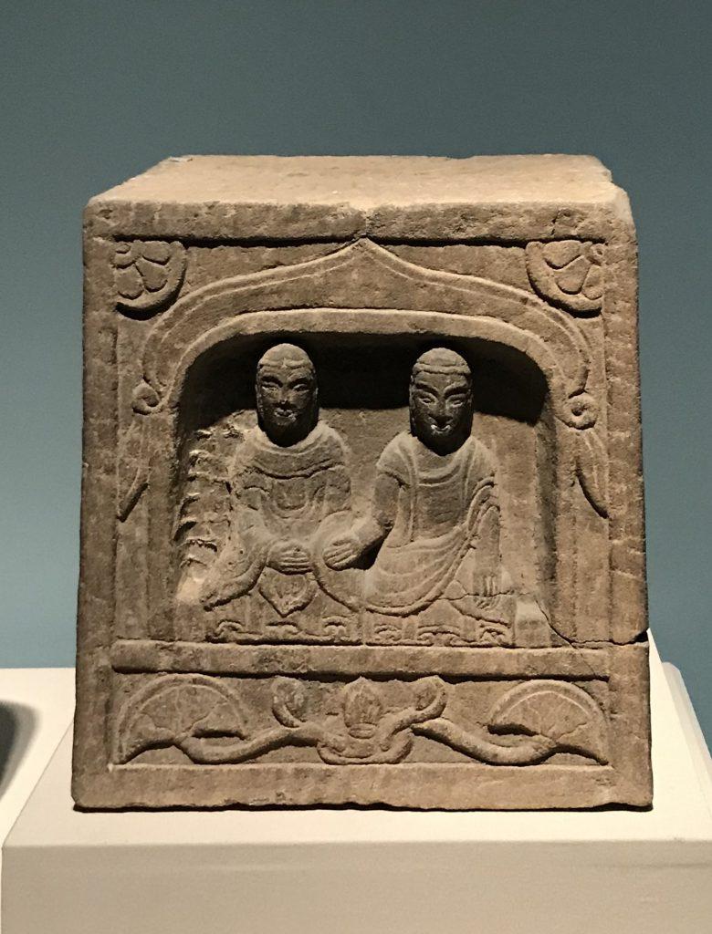 四面造像石-東魏-和韻同光-特別展【映世菩提】成都博物館
