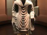 阿育王像-赤足-南梁-シルクロード仏影-和韻同光-特別展【映世菩提】成都博物館