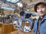 国立自然史博物館-Musee National d'Histoire Naturelle-パリ-フランス-撮影:胡文弢