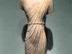 貼金彩絵石雕仏立像-北齊-青州印像-特別展【映世菩提】-成都博物館