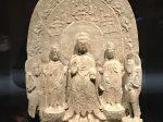 王州子造釋迦像-南梁天監十年-シルクルード-特別展【映世菩提】成都博物館