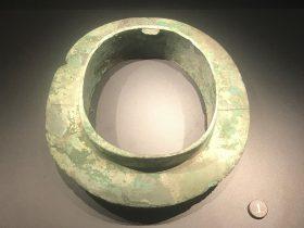 銅瑗-二号祭祀坑-総合館-三星堆博物館-広漢市-徳陽市-四川省