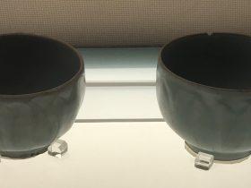 龍泉窯青釉蓮瓣紋杯-南宋時代-陶瓷館-陶磁館-四川博物院-成都
