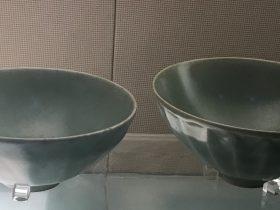 龍泉窯青釉蓮瓣紋碗-南宋時代-陶瓷館-陶磁館-四川博物院-成都
