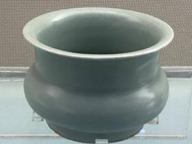 龍泉窯青釉盂-南宋時代-陶瓷館-陶磁館-四川博物院-成都