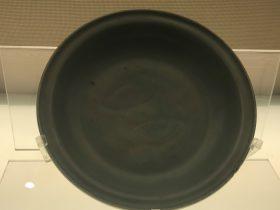 龍泉窯青釉双魚蓮瓣紋盤-南宋時代-陶瓷館-陶磁館-四川博物院-成都