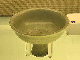 龍泉窯青釉高足碗-元時代-陶瓷館-陶磁館-四川博物院-成都